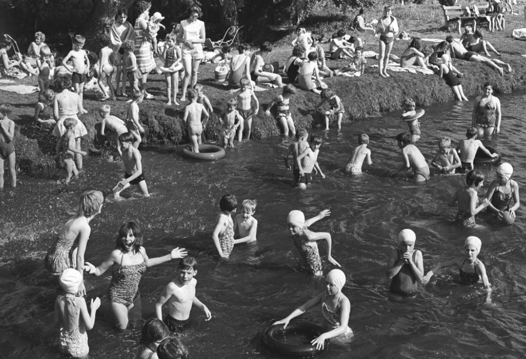 Bring your swimming costume for bathing in the open