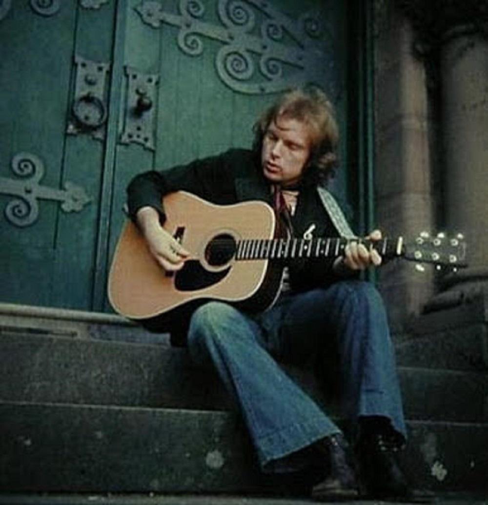 Van Morrison interview