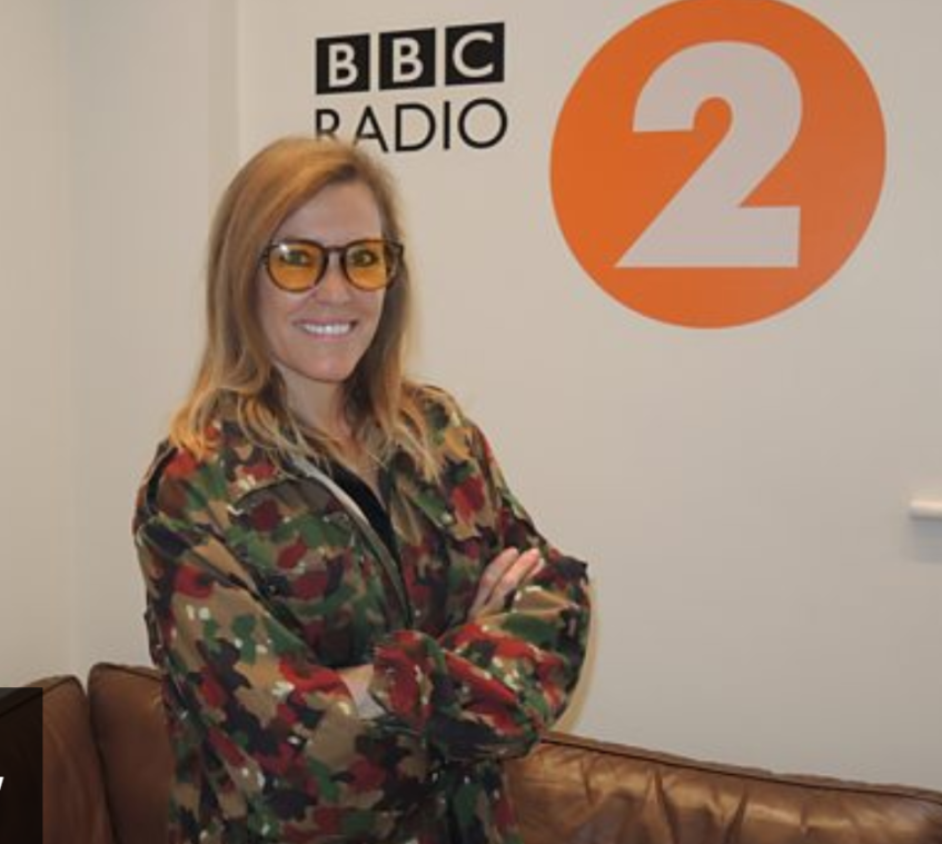 Interview on Steve Wright BBC Radio 2