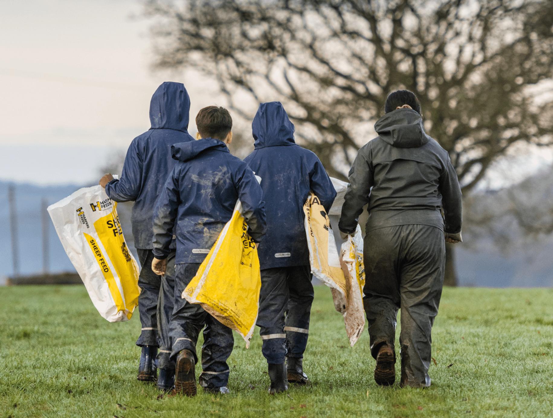 Farms for City Children – Michael Morpurgo