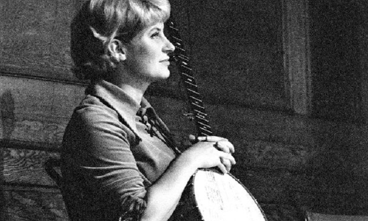 My guest this month on BBC world service is Shirley Collins