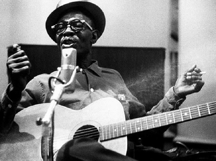 Lightnin' Hopkins and much more….