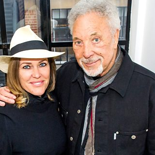Interview with Tom Jones